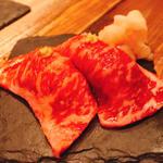 肉寿司(表参道焼肉 KINTAN )
