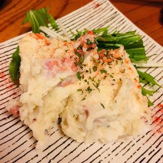 自家製ポテトサラダ(角打ち 酒屋の隣 )