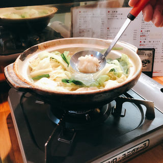 もつ鍋(好ちゃん 飯田橋分家 (よしちゃん))