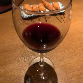 赤ワイン(ふくみみ )