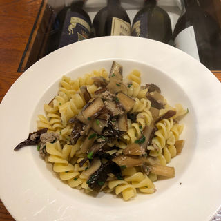 タルティーボと豚挽き肉のフジッリ(クチーナイタリアーナ ハル (Cucina Italiana HARU))