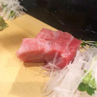 刺身(鯛壽司 (たいすし))