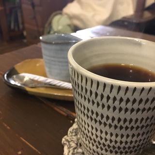 今月のコーヒー(家鴨軒)