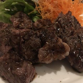 赤身のステーキ(ぐらんぱ )