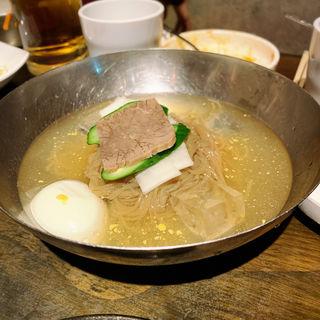 冷麺(とんちゃん 恵比寿店 )