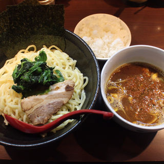 つけ麺/中盛(横浜家系らーめん 三元 すすきの店)
