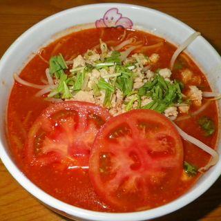 トマトラーメン(きらら289レストラン (キララニーパーキューレストラン))