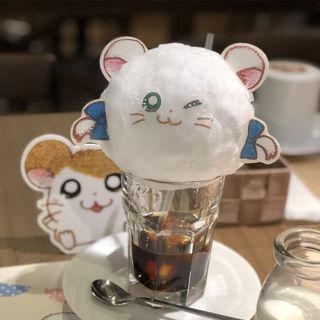 りぼんちゃんのカフェラテ