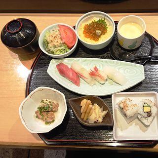 レディースセット(築地すし 川崎日航ホテル店)