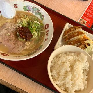 こってりラーメン(天下一品 新庄店 (てんかいっぴん))