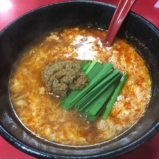 辛麺(辛麺鶴商店 )