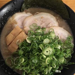 驚濃豚骨スープ並(驚麺屋)