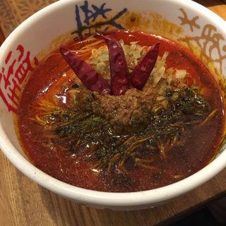青鬼・担々麺(香家 目黒東口店 (コーヤ))