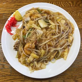 五目焼麺 大盛
