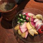 とさかオリジナル産直野菜のバーニャカウダー