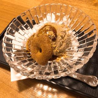 蕎麦ジェラート(純手打そば 夢路 )