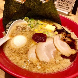 味噌赤丸(博多 一風堂 神戸元町店 (いっぷうどう))