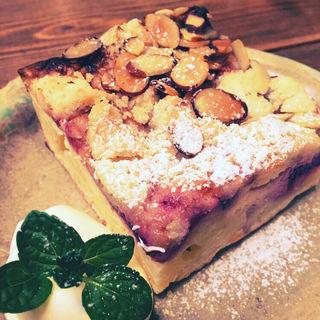 ラズベリークリームチーズケーキ(SARASA NISHIJIN (さらさ西陣))