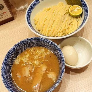 濃厚つけ麺(つじ田 池袋西口店)