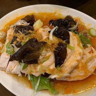 むし鶏(中国料理 蘭州 )