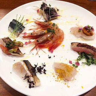 前菜(リストランテ野呂)