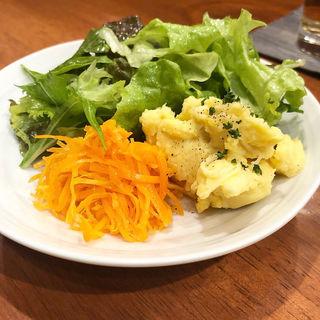 サラダ(リストランテ野呂)