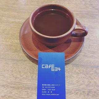 エアロプレスコーヒー(cafe634)