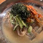 冷麺(肉人 三茶店 (ニクンチュ))