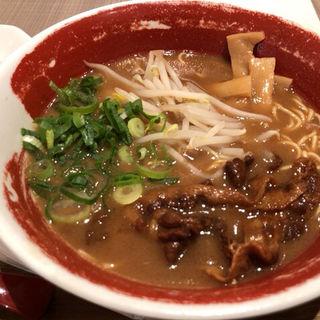 徳島ラーメン(徳島ラーメン 麺王 神戸元町店 )