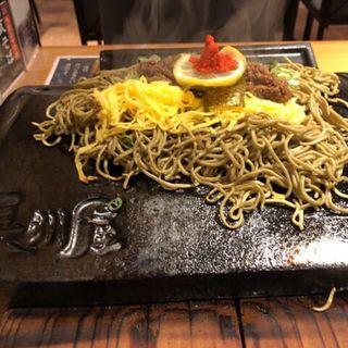 瓦そば(長州屋 新山口店)