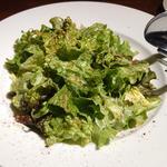 グリーンサラダ(T8 Steak House 川崎)