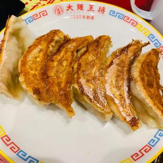 餃子(大阪王将 御徒町店)