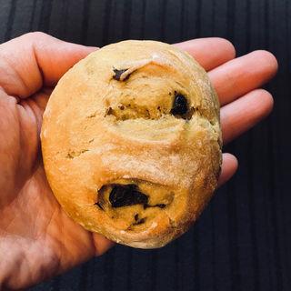 黒豆パン(空と麦と )
