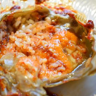蟹味噌ご飯(プロカンジャンケジャン)
