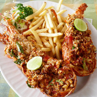 Lobster grill(Sunny's Seafood Restaurant)