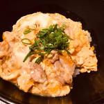親子丼(鳥せい 京都タワーサンド店)