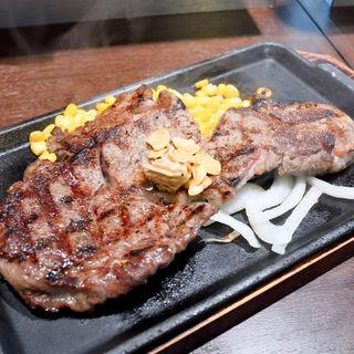 リブロースステーキ300g(いきなりステーキ 丸亀バサラ店)
