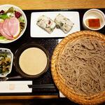 くるみそば御膳(蕎麦Cafe nino(そばカフェ・ニノ))