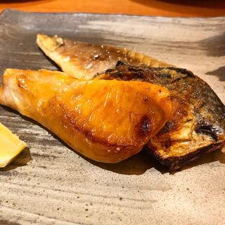焼き魚(銀平 北新地店 (ぎんぺい))