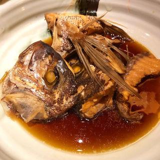 煮魚定食(銀平 北新地店 (ぎんぺい))