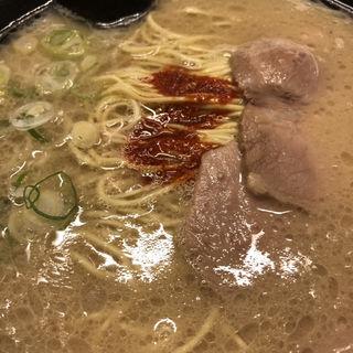 ラーメン(一蘭 横浜西口店 )