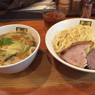 濃菜つけ麺