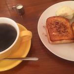 モーニング トースト(コムヒー )