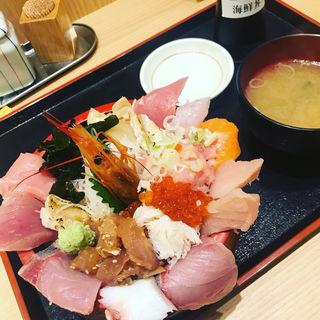 (魚がし食堂 中央市場店)