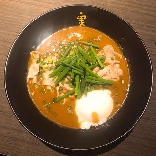 名代 かれー鍋 (実之和 六本木店 (みのわ))