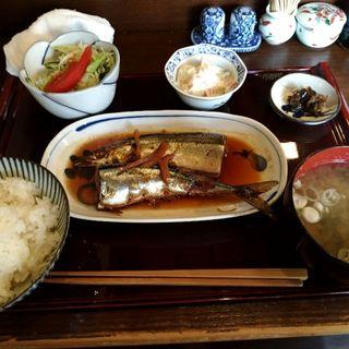 日替わり煮魚定食(蛍 )