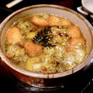 肉とじゃがいもの旨煮(大阪産(もん)料理 空 堀江店 (オオサカモンリョウリ ソラ))