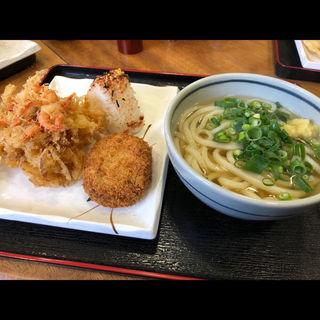 かけうどん(小)(森製麺所 )