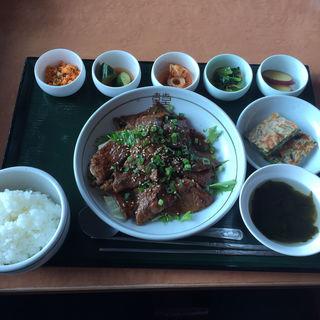焼肉(百済 (クダラ))