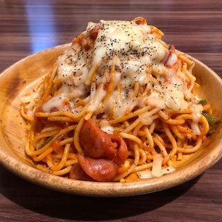 ナポチーズ(お一人様用スパゲティ専門店 ちゃっぷまん )